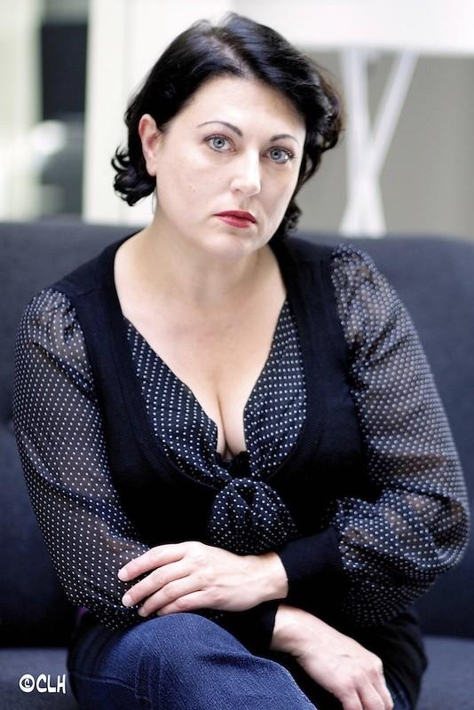 sandrine mallick- artiste - actrice - chanteuse